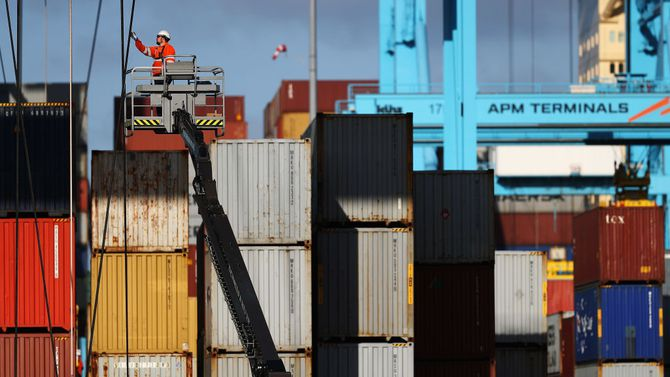 美中贸易战使欧洲和日本陷于尴尬